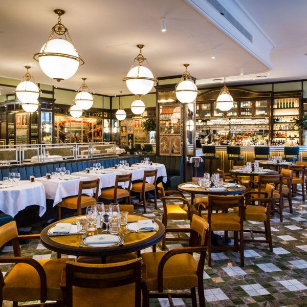 Restaurant Cooling – Moll Brasserie, Belgium