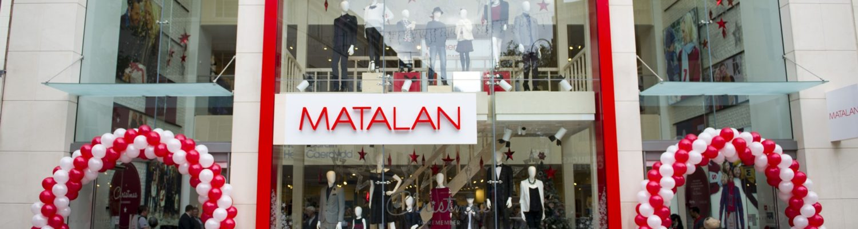 Retail Cooling – Matalan Store