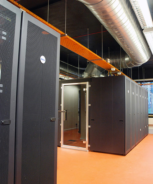 Data Centre Cooling – Netwise Hosting in Central London