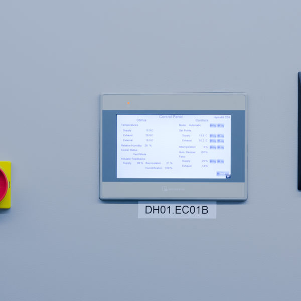 EcoCooling Control Systems