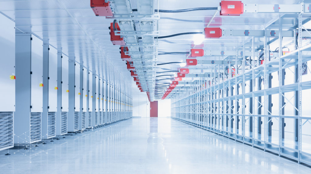 Award Winning Data Centre Cooling