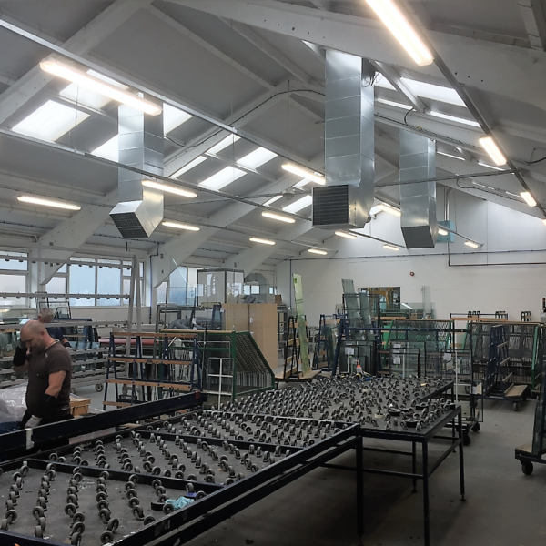 Manufacturing Glass – Industrial Case Study
