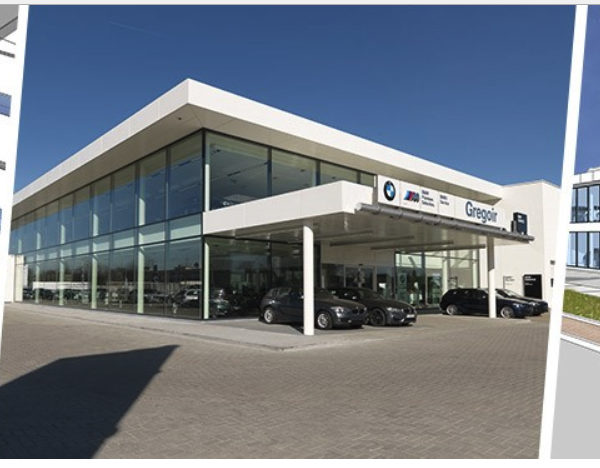 Car Showroom Cooling – Belgium
