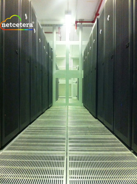 Datacentre Provider Netcetera Choose The ECV CloudCooler® For New 2MW Cryptocurrency Mining Facility