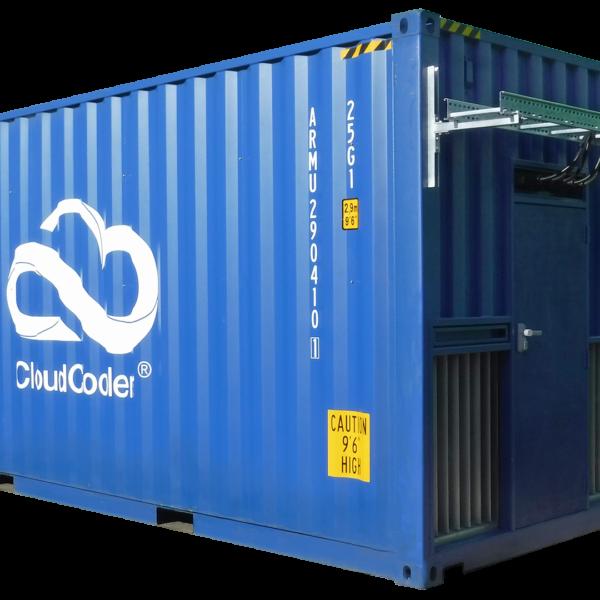 HPC Containerised Data Centre