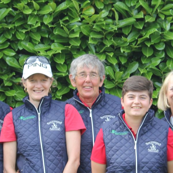 Sponsors of Bury St Edmunds Golf Club Ladies Team
