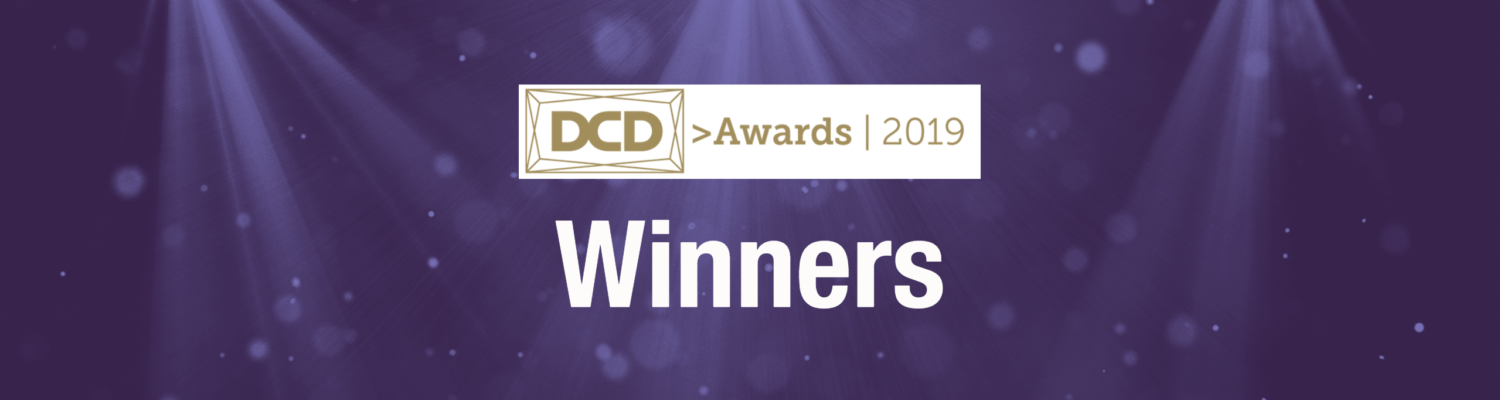 DCD Award Winners 2019