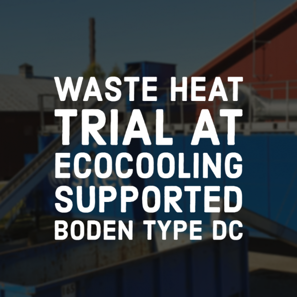 Working towards net zero – What can be done with low-grade waste heat during the summer?
