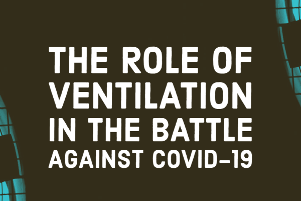 Ventilation in the battle against Covid