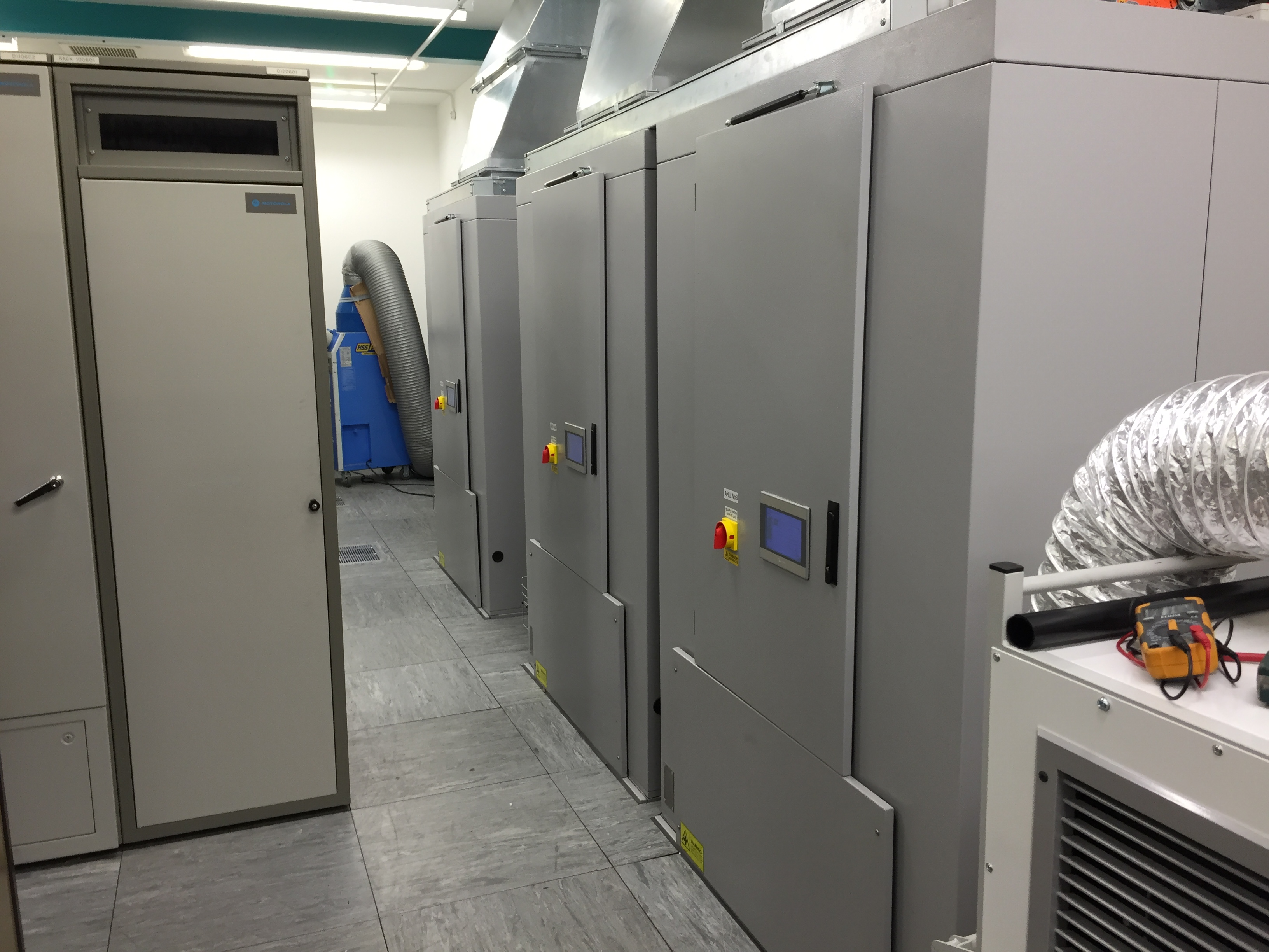 data centre evaporative cooler from EcoCooling