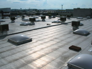 EcoCooling Roof Mounted EcoCoolers - Indsutrial Cooling - Factory/Warehouse