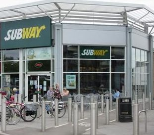 Restaurant and Kitchen Cooling – Subway