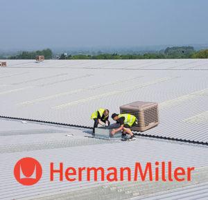 Herman miller space cooling