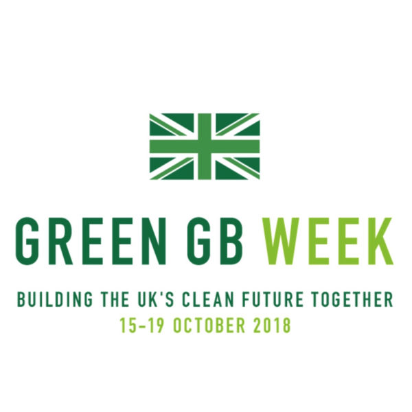 EcoCooling supports Government's first Green GB Week
