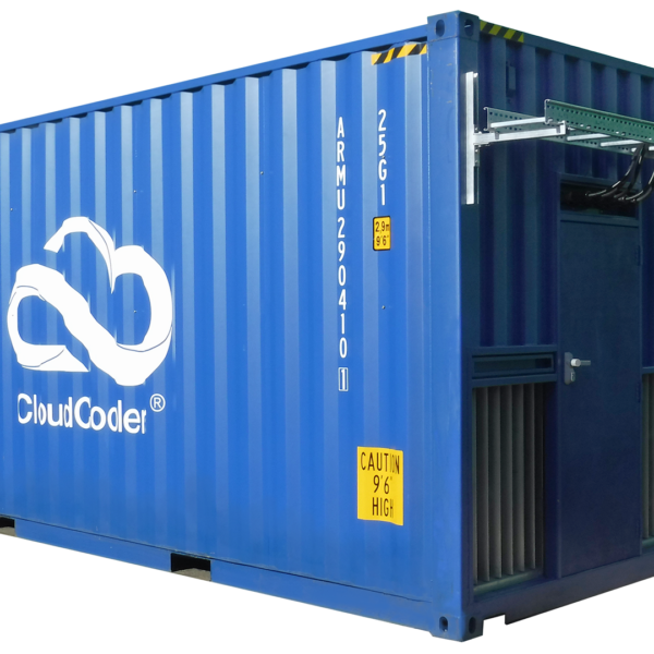 HPC Containerised Data Centre