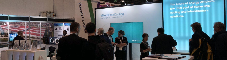 EcoCooling at Data Centre World