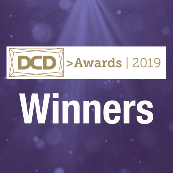 DCD Award Winners 2019