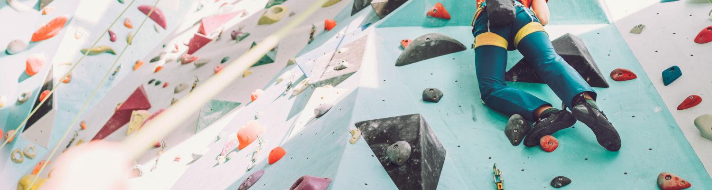 Big Rock Climbing
