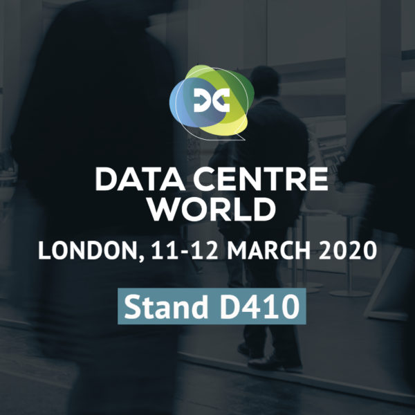 EcoCooling is celebrating ten years in data centres at this year's Data Centre World Exhibition in London.